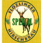 Hirschbrauerei Flötzlingen Spezial Bier
